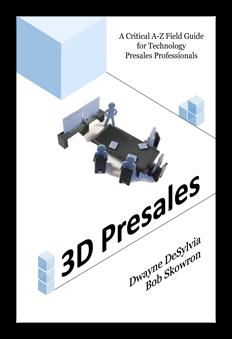 3D Presales book - Improve Presales skills